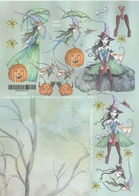 GL6018 Elfjes Halloween
