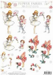 3DFFSTAP12 Studio Light Flower Fairies 12