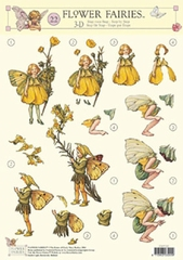 STAPFF22 Flower Fairies  Studio Light
