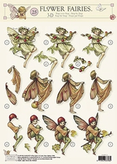 STAPFF25 Flower Fairies  Studio Light