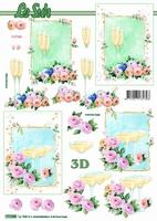 777509 LeSuh Bloemenkaart