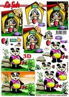 777510 LeSuh Dok de Hond/Panda