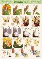3DSLMIT043 - Vogels