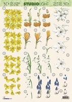 3DSLMIN070 - Voorjaarsbloemen