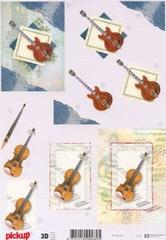 P052 Pickup Muziek Gitaar