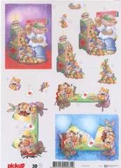 P054 Speelautomaat Kaarten