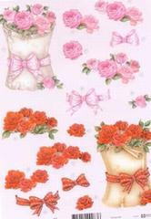 P055 Geslaagd Bloemen