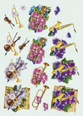 HJ0331 Trompet/Saxofoon