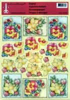 504369 Knipvel  Leane Creatief bloemen