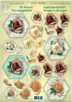 505540 Knipvel  Leane Creatief bloemen