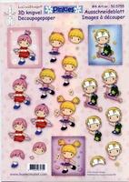 505755 Knipvel  Leane Creatief Pinkies