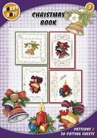 DOTS02 Hobbydots boek Nr. 2 Christmas book