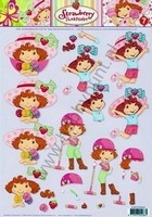STAPSTRAW07 Strawberry Shortcake Studio Light