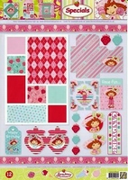SPECSTRAW12 Strawberry Shortcake Studio Light