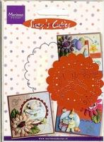 SUZY025 Marianne Design stencil