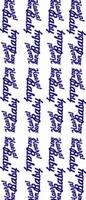 ST025BB Sticker Geboorte BabyBlauw