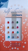 60220018 Joy Adh.Stickers Diverse Kleuren