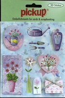 PU3012 Embellishments for Cards and Scrapbooking