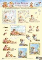 STAPCHAR18 Tina wenken charming Illustration Studio Light