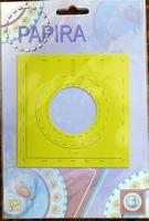 PA020 Papira snijmal niet voor Machine