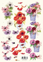 VB8633 Bloemen