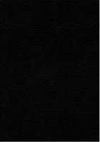 Vierkant karton 13,5 X 27 cm  Nr 31 Zwart  per 5 vel