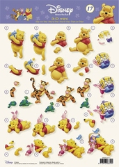 Disney Pooh Mini