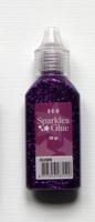 6309 Glitterlijm 20 Gr Goud Purple