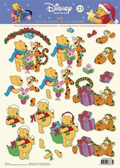 STAPPOOH23 Disney Pooh Studio Light