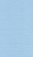 Opleg kaart 10 X 14,5 cm Nr 26 Zacht Blauw per 4