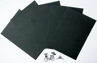 5 Vel karton A4 210 gr. woud groen voor kaarten en snijmall