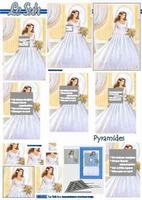 630001 Le Suh Pyramids huwelijk
