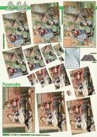 630021 Le Suh Pyramids kinderen