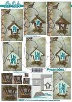 630033 Le Suh Pyramids lantaarn
