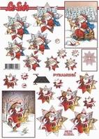 630183 kerstman Le Suh Pyramids kind