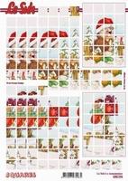 630194 Le Suh Pyramids dieren kerst