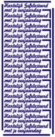 ST093G HG Verjaardag Goud