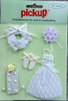 PU3128 Embellishments for Cards and Scrapbooking