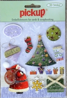 PU3043 Embellishments for Cards and Scrapbooking
