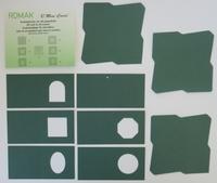 K412224 Minicards groen
