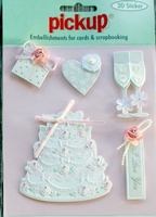 PU3084 Embellishments for Cards and Scrapbooking