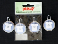 PUK1050 Embellishments for Cards and Scrapbooking