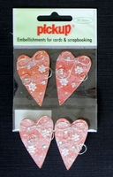 PUK1028 Embellishments for Cards and Scrapbooking