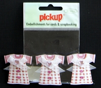 PUK1058 Embellishments for Cards and Scrapbooking