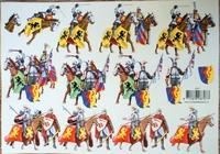 VB8707 A4 knipvel ridders