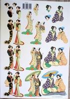 VB8719 A4 knipvel japan