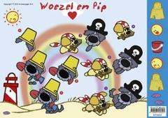 WP-10002 Woezel en Pip Regenboog