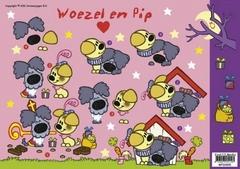WP-10005 Woezel en Pip Sinterklaas