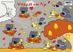 WP-10006 Woezel en Pip Herfst