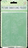 PIF007 Picture Embossing folder Nellie Snellen